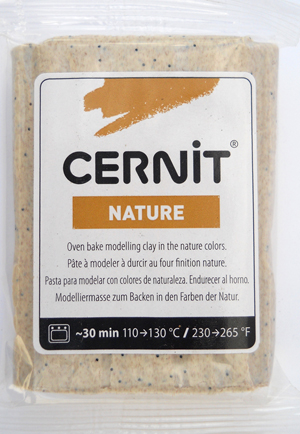 Cernit Nature colors - High quality oven bake polymer clay -cernit ...