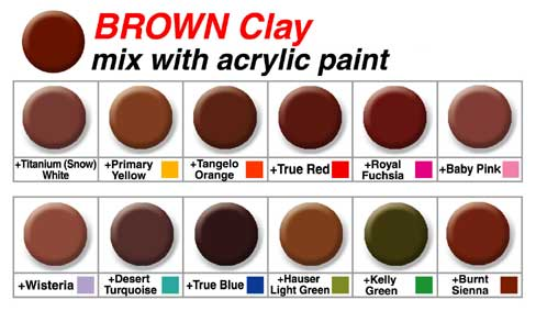 How To Mix Colors To Make Brown 28 Images How To Mix