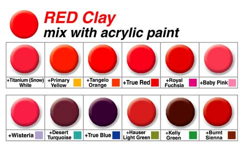 How To Mix Paint Colors Acrylic